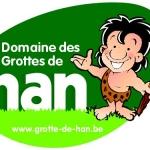 Domaine des Grottes de Han Nouveau logo Han 2009