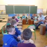 Enfants font du bruit